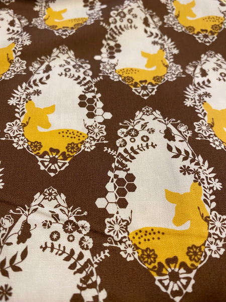 Deer Bandana - Corvus: Clothing and Curiosities