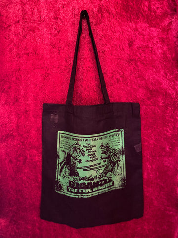 Gigantis Tote Bag - Corvus: Clothing and Curiosities