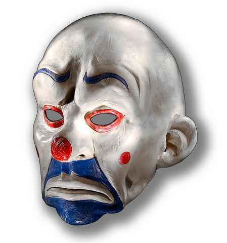 Joker Bank Robber Mask - Corvus: Clothing and Curiosities