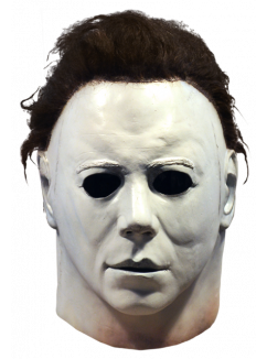 Hallowen - Michael Myers Mask - Corvus: Clothing and Curiosities