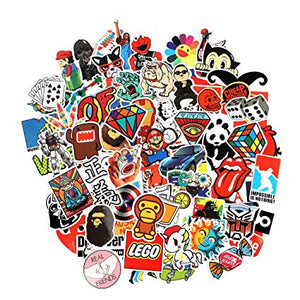 0 Pop Stickers - Corvus: Clothing and Curiosities