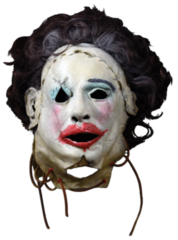 The Texas Chainsaw Massacre 1974  - Leatherface Pretty Woman Mask