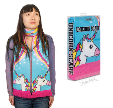 Unicorn Scarf - Corvus: Clothing and Curiosities