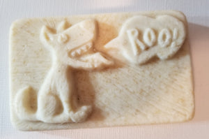 All-Natural Organic Dog Bar Soap