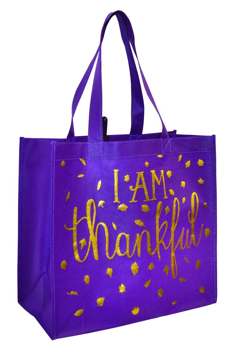 I Am Thankful Eco Tote