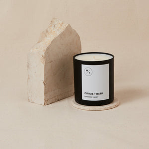 Robust Citrus Blend Candle