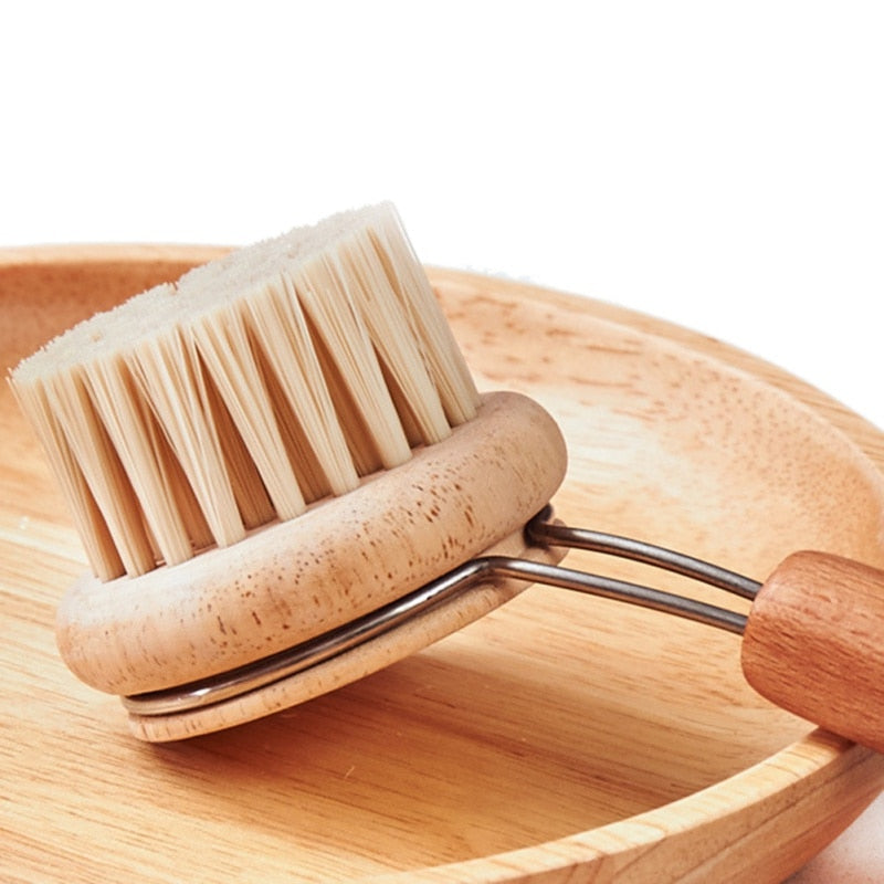 Kitchen Dish Scrub Brush