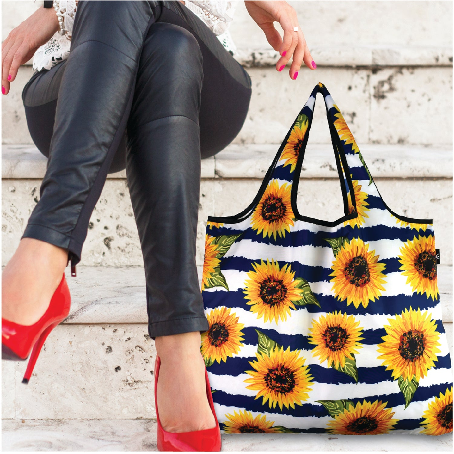 Sunflower Reusable YaYbag