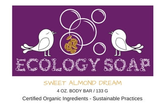 Sweet Almond Dream Soap
