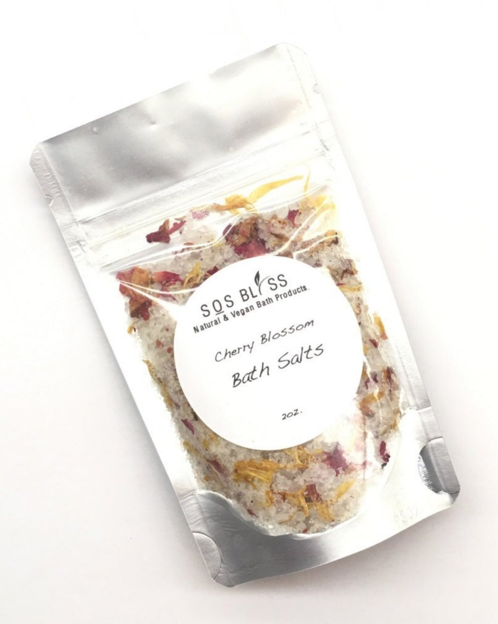 Cherry Blossom Bath Salts