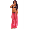 Image of Women's Crochet Pants Swimwear Bikini Cover Up Made in the USA