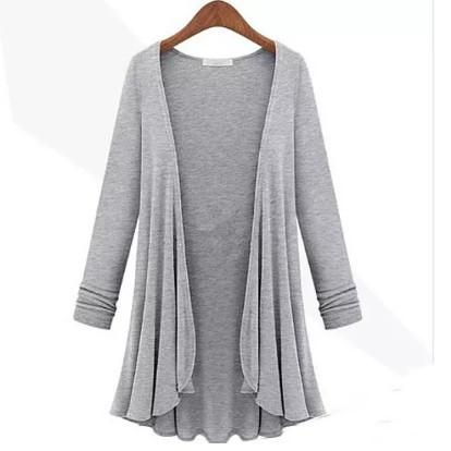 Ultra Soft Draped Cardigan