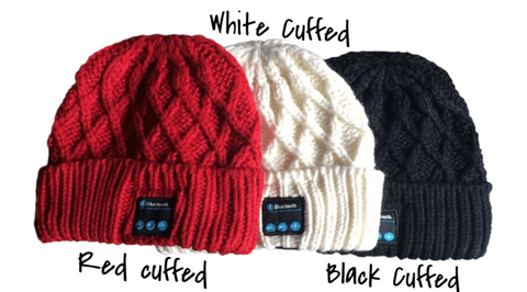 Smart Talk Bluetooth beanie hat