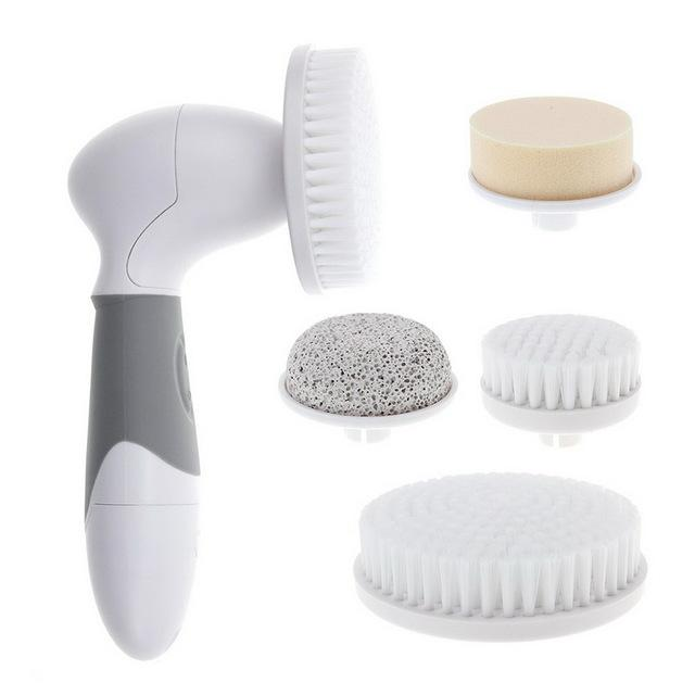 AList Professional Anti-Aging Face and Body Spin Brush