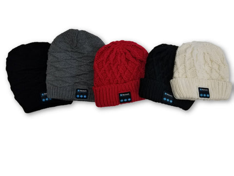 Smart Talk Beanie Hat