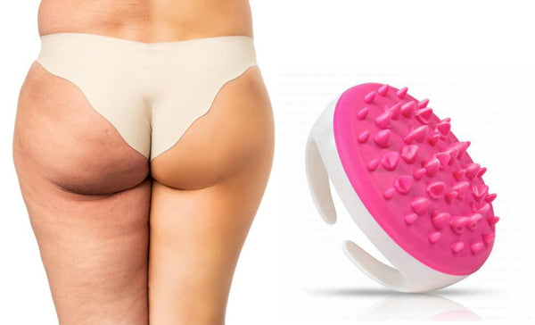 Anti-Cellulite Body Massage Brush