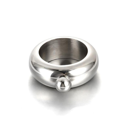 3.5oz Flask Bangle Bracelet