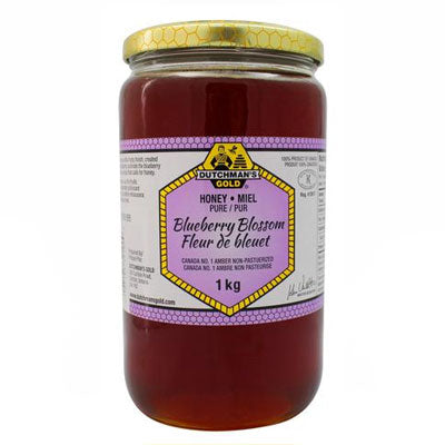 Blueberry Honey