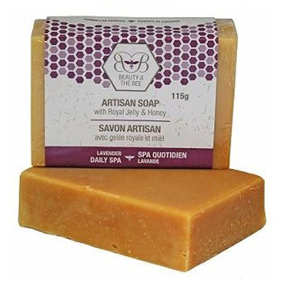 Daily Spa Royal Jelly Soap
