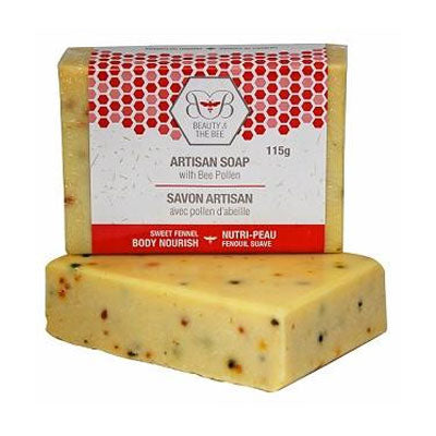 Bee Pollen Body Nourish Soap