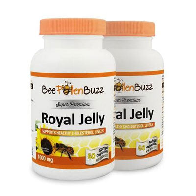 Royal Jelly capsules