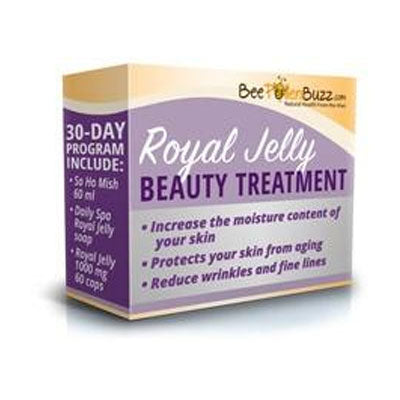 Royal Jelly Beauty Treatment