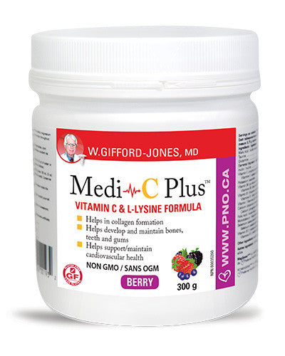 Medi-C Plus Berry 300 g
