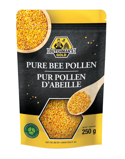 Dutchman's Gold Bee Pollen - 250 g (1/2 lb)