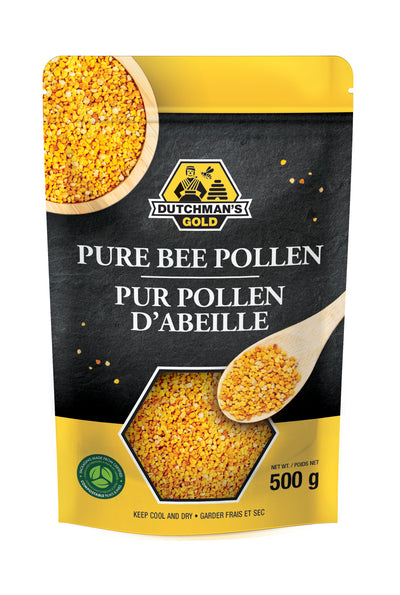Dutchman's Gold Bee Pollen 500 g (1.1 lb)