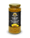 Bee Pollen Granules 250 g Glass Jar