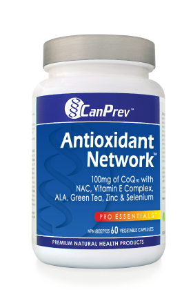 Anti-Oxidant Network 60 caps