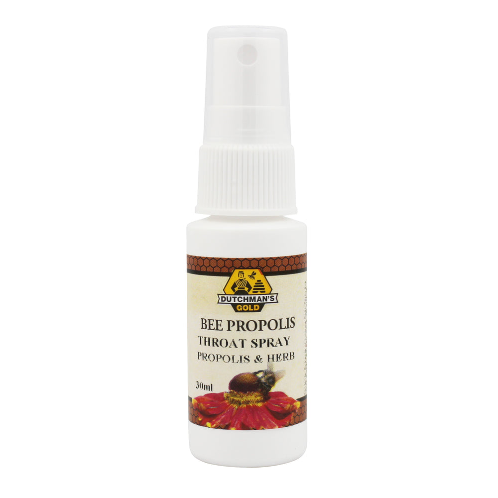 Dutchman's Gold Propolis Throat Spray - 30 ml
