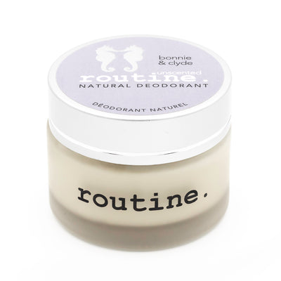 Routine Natural Deodorant - Bonnie N'Clyde