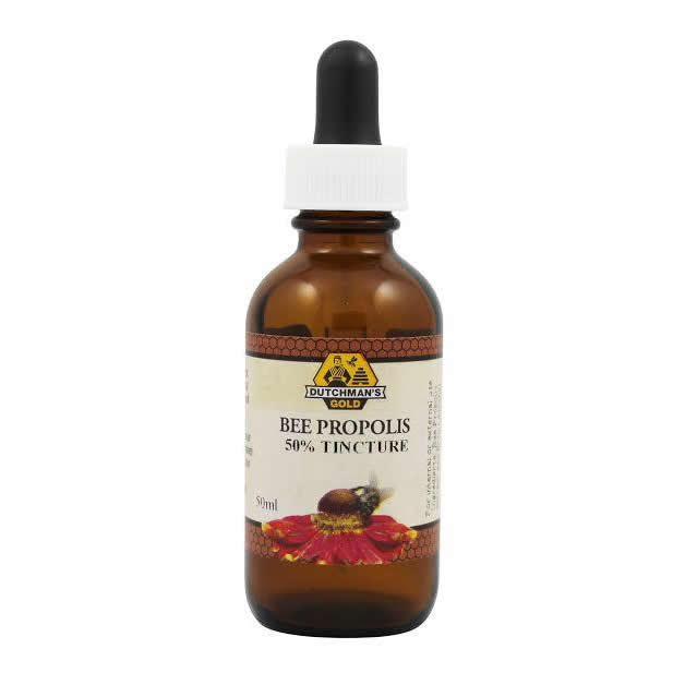 Dutchman's Gold Propolis 50% Tincture 50 ml