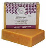 Daily Spa with Royal Jelly, Lavender and Honey Soap - 6 Bars