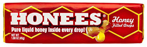 Honees Honey Lozenges - Honey Filled Drops