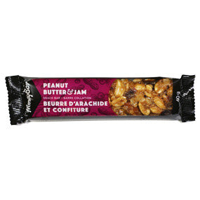 Peanut Butter & Jam Honey Bar