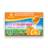 Honibe Honey Lozenges Orange with Vitamin C