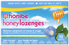 Honibe Honey & Ivy Leaf Lozenges