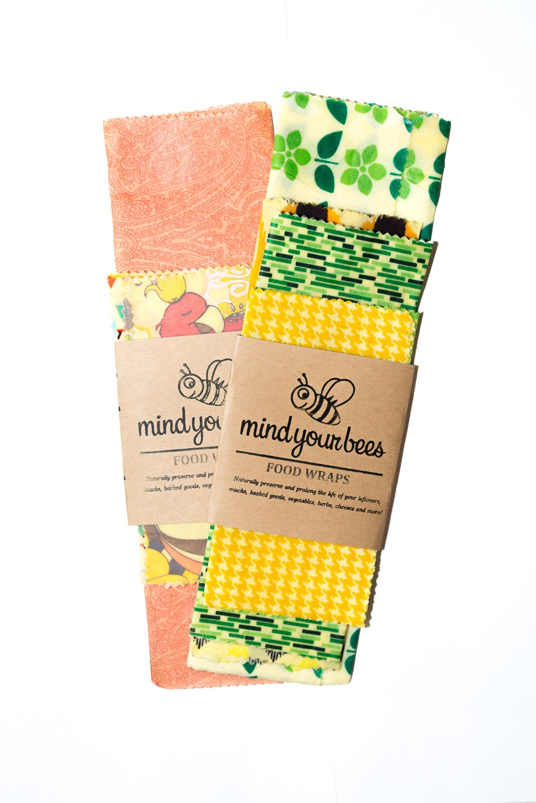 Mind Your Bees Beeswax Food Wrap