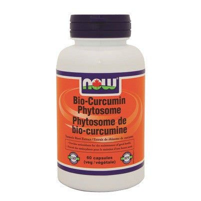 NOW Bio-Curcumin 60 veggie caps