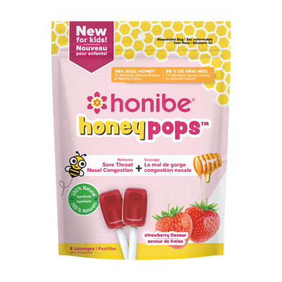 HoneyPops - Strawberry