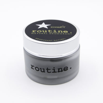 Routine Natural Deodorant - SUPERSTAR