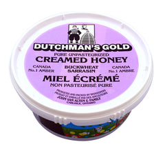 Dutchman's Gold Buckwheat Creamed Honey 500 g (1.1 lb)