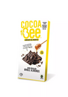 Cocoa Bee Dark Chocolate Bar w/Almonds