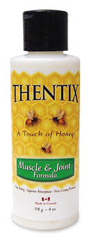 Thentix Touch of Honey Muscle & Joint Cream 200 g