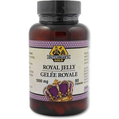 Dutchman's Gold Royal Jelly 1000 mg 90 capsules