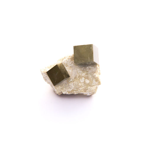 Pyrite in Matrix