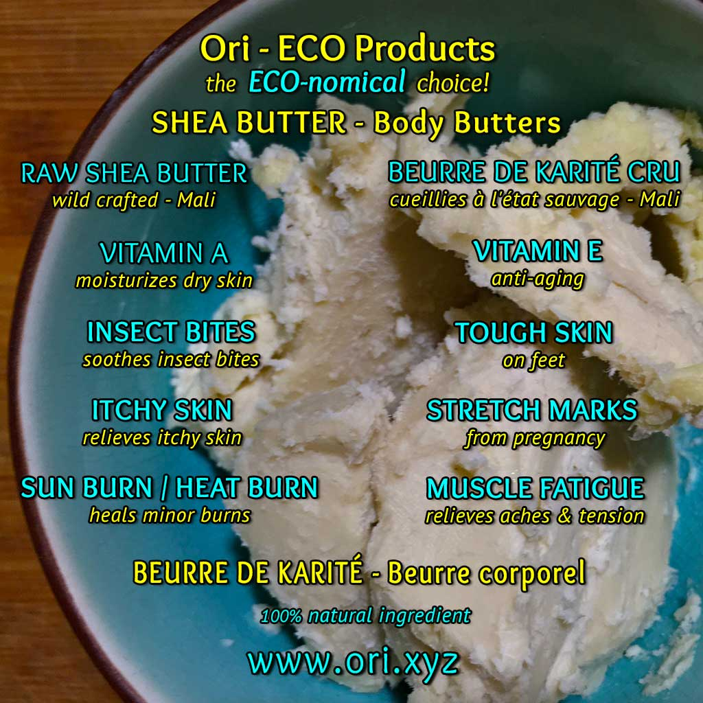 21 reasons to use Shea butter as a skin moisturizer