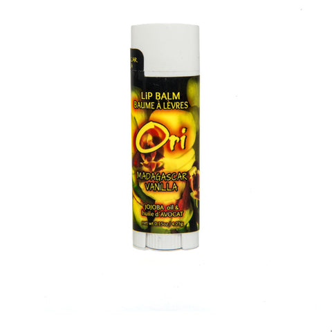 Madagascar Vanilla - Natural LiP Balm with Jojoba oil